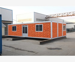 Economical to Residential chile container home