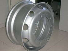 new product 17.5 truck rims chrome for sale