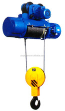 drywall hoist lift CD/MD Wire Rope Electric Hoist 380V 50HZ