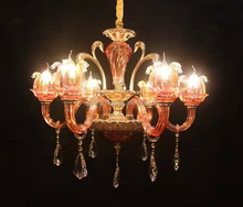 new design Crystal Chandelier Pendant 15 Lights , Chandelier Lamp QS1189