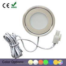 Indoor 12V Mini Round Led Floor Light 9mm thickness only (SC-B101A)