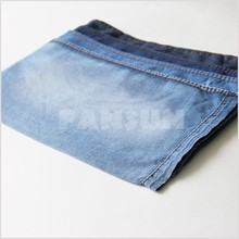 4.5 oz twill 100% cotton shirting denim fabric