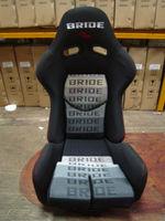 2 pcs high quality adjustable BRIDE GIAS low max racing car seat