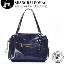 Leather bag 2015 top selling quality woman leather bag