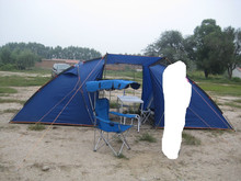 3-4 person simple style family tent or outdoor tent