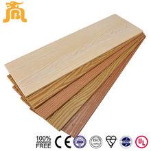 Exterior Design Of Home Natural Wood Grain Lap Siding 100% Asbestos Free Fiber Cement Board