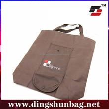Lamination pp non woven promotion bag/PP cute non woven shopping bag/Shopping bag reusable