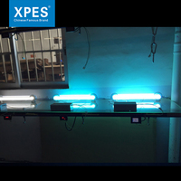 UV induction lamp for water treament high power uv light