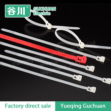 Wholesale releasable cable ties reusable ribbon releasing type