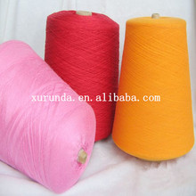 24S T/C 80/20 Polyester Cotton Blended Recycled Yarn For Beach Towel,Bathrobe Towel