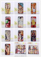 Flirt Sexy Girl Luxury Fashion Items Chirstmas Gift Hard Case For Apple i Phone iPhone5s iPhone5 5g iPhone 5 5s Case Cover