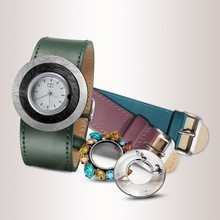 Wholesale Competitive Price DIY Dress Ladies Fashion Watches 2012 Alloy Case