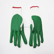 high-class latex coated work glove
