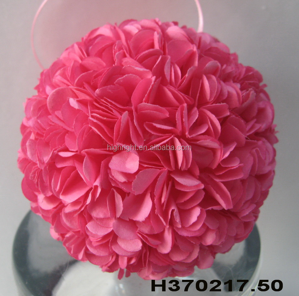 75 Paper Flower Ball For Wedding Decoration