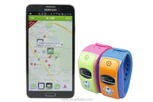wrist bracelet watch for kids, GPS with SOS function