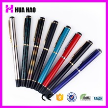 2015 new style high quality metal black matte roller pen personalized pens/ item gift pen