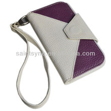 12028 Hot sale mobile phone wallet case.