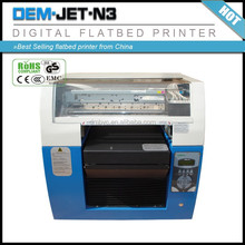 New products, not change ink can directly print on tshirt and other materials machine