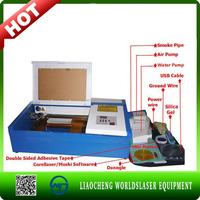 small acrylic wood pen laser engraving machine price mini laser cutter
