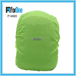 gorgeous waterproof rain cover backpack bag with reflect light