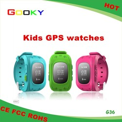 2015 Products Kids GPS watch phone child gps tracker bracelet