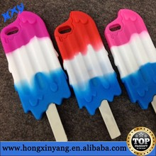 """Soft Silicone Ice Cream Case Cover for iPhone 6 4.7"""""""