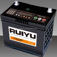 car accessories Sealed maintenance free battery wholesale 55d23r mf car battery