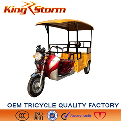 2015 new kingstorm 48v/800w auto rickshaw