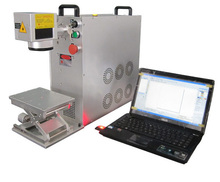 Key Code Laser Marking Machine for Cars and 3 Mini Mobile Phone Case