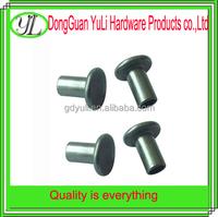 screw manufacturer anodized aluminum rivet screw