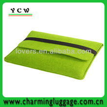 For macbook pro 13.Wool felt laptop sleeve