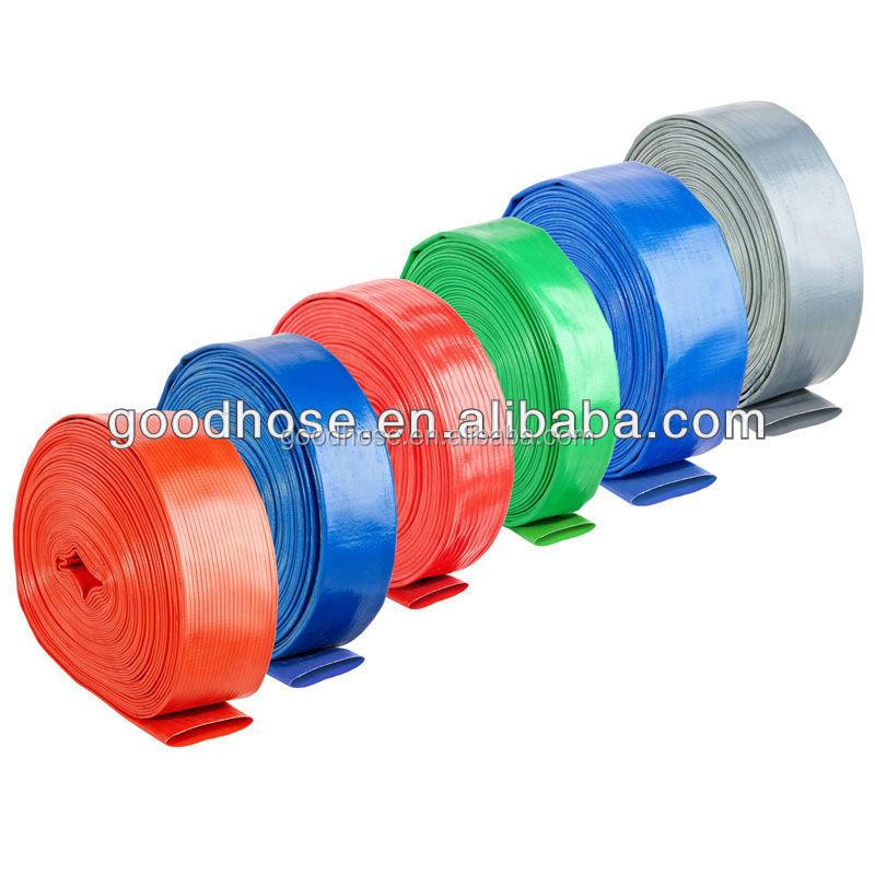 Large diameter pvc pipe buy lay flat hose discharge