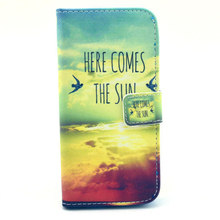 Originality desigh case Colorful image cover for Iphone6P