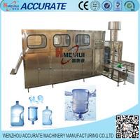 Automatic 20 liter Bottle Mineral Water Filling Bottling Machine/Line