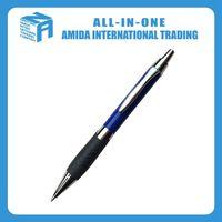 Metal press ballpoint pen with customized LOGO