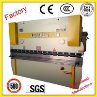 press brake 2.5 meter for sheet metal bending machine CNC metal sheet bender