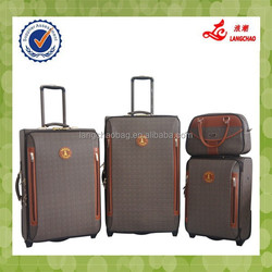 Comercial Business Wheeled Luggage Tavelling Rolling Wheels Luggage