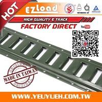 [EZ LOAD] 50mm 1.5M 5ft E Steel Track for U Haul Rental Moving Vans