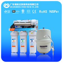 UV RO water filter/ UV water Sterilizer RO system 6 stage
