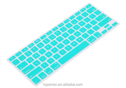 Alibaba Express Ultrathin Waterproof Soft Silicone Protective Keyboard Cover Skin for Macbook Air Pro 13''