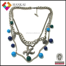 2015 fashion necklace jewelry for girl