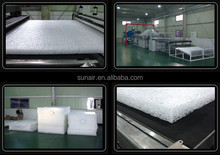 2015 HOT PRODUCT LDPE plastic macromolecule elasticity mattress