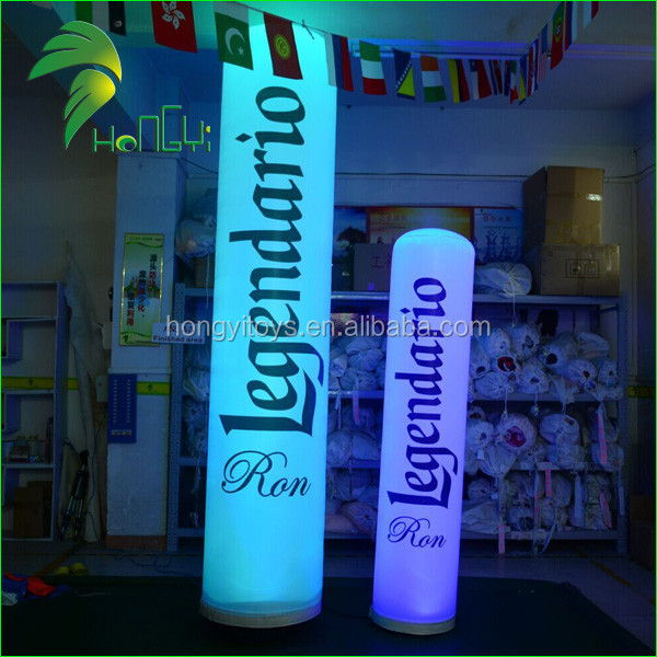 inflatable led lamp post (3)