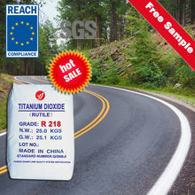 Cheap tio2 rutile titanium dioxide price R218 for coating |paint