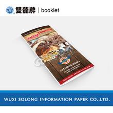 Catalog Brochure Printing Service/ Perfect Bound Catalog Printing/ Magazine Printing(Reasonable Factory Price)