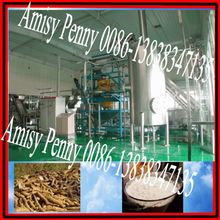 full automatic cassava flour production line/cassava flour processing machine 0086-13838347135