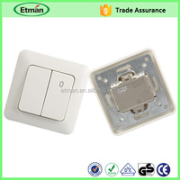 Hot selling Europe Electrical Wall Switch with CE & Semko