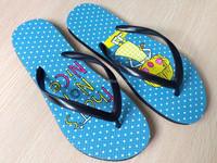 hot sale new cheap promotion flip flops