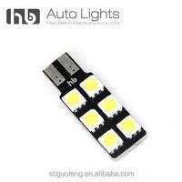 6 SMD LED HB Auto Lights