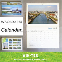WT-CLD-1375 Traditional wall calendar